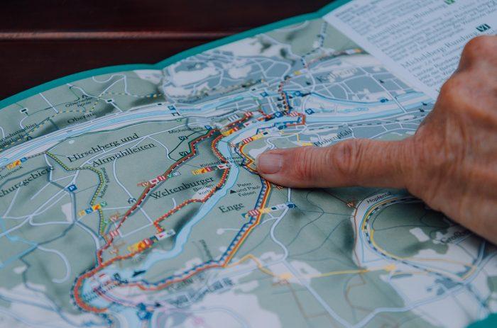 Où trouver de bonnes cartes de randonnées?