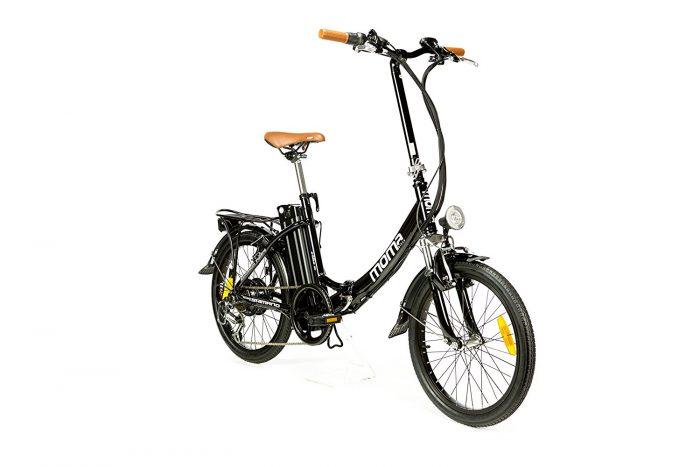 Vélo pliant éléectrique