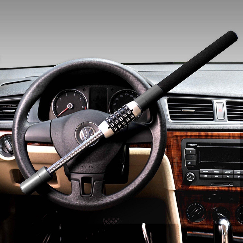 80cm Haute Qualit/é Cadenas De V/élo Codes /À 5 Chiffres R/éinitialisable Cable Antivol V/élo pour V/élos Scooter Poussettes Moto GOLDGOD Haute S/écurit/é C/âble Antivol V/élo